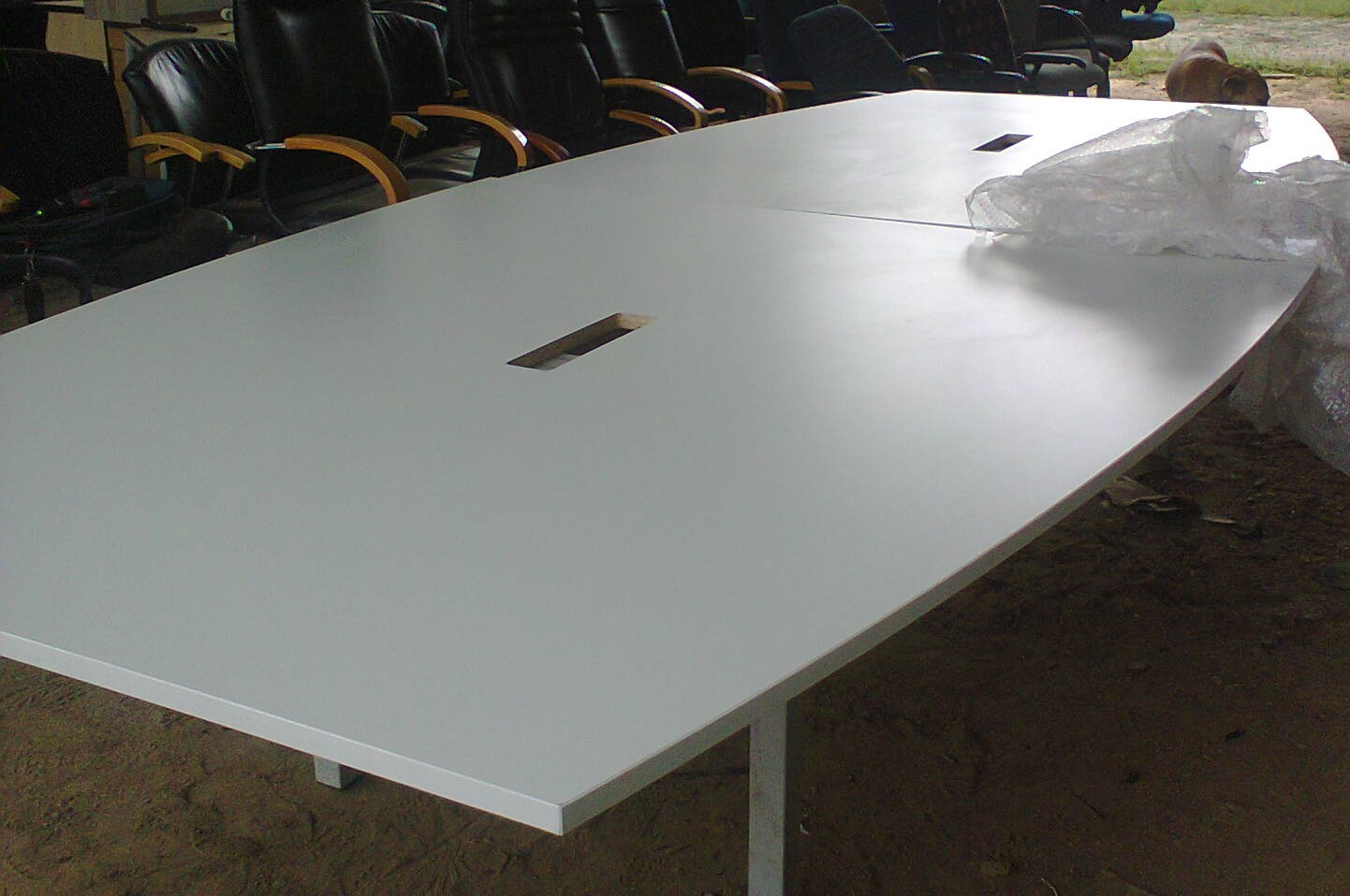 Boardroom Tables - White x plenty
