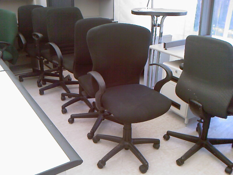Chairs - Assorted Swivel chairs