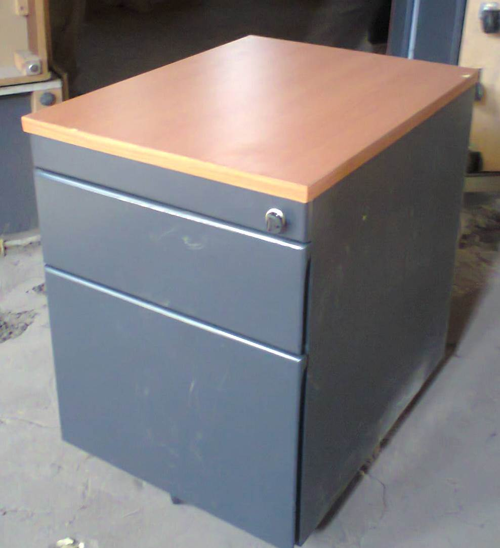 WHEELIE DRAWER UNITS - cherry