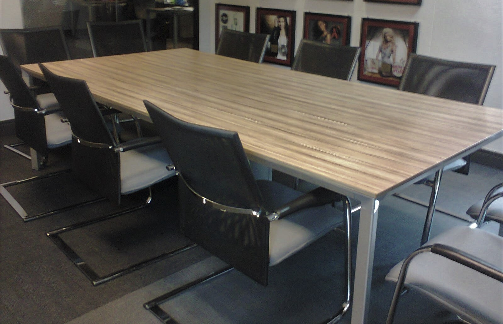 BOARDROOM TABLE - 10 seater