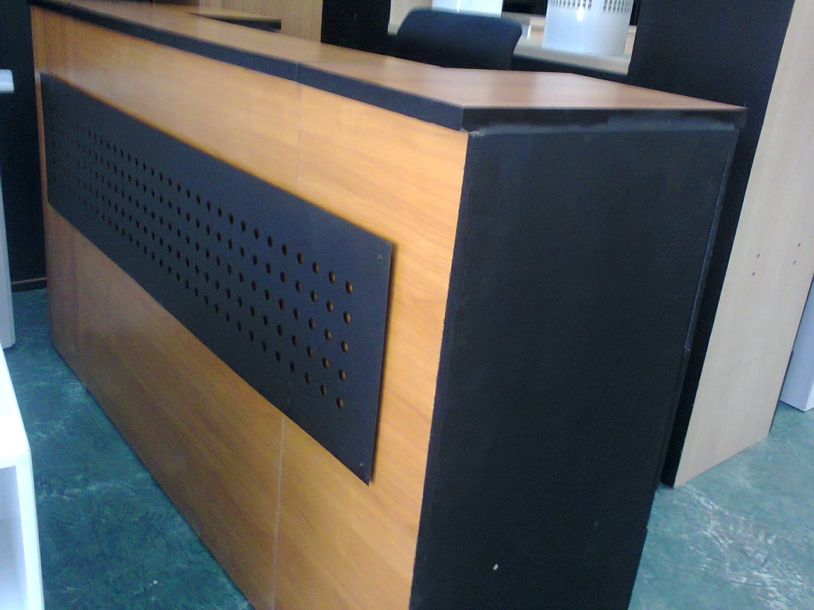 RECEPTION COUNTERS - all finishes
