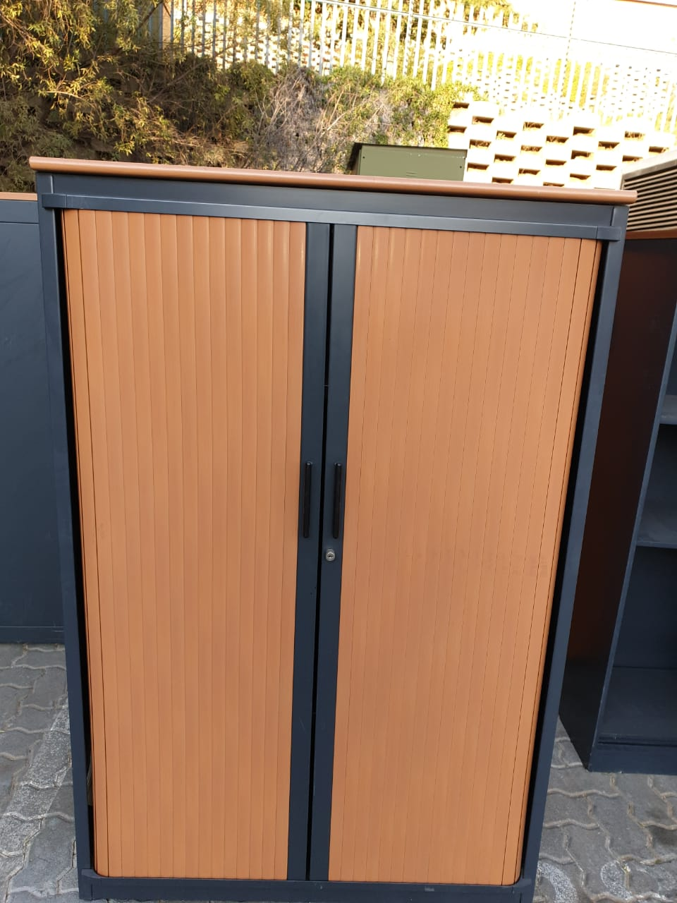 ROLLER DOOR CREDENZAS - cherry doors